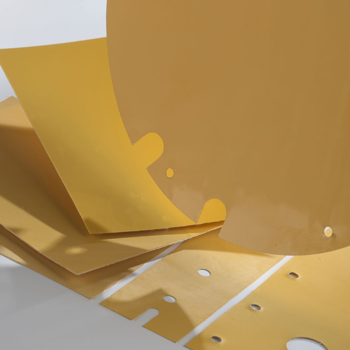 15 wmk orange thermal conductive film