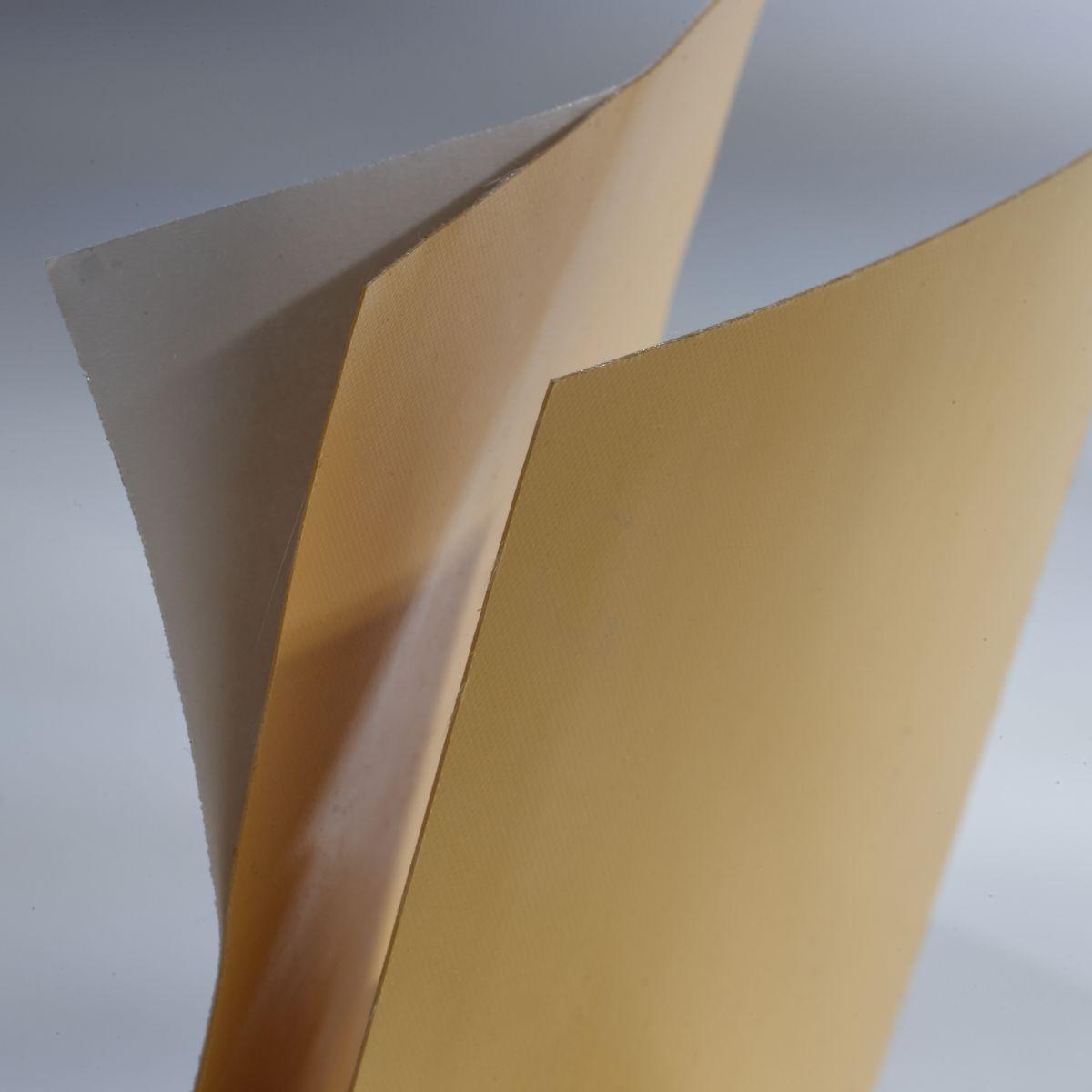 15 wmk oranje warmtegeleidende silicone folie