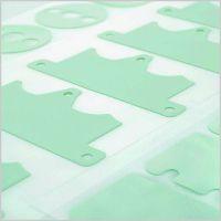 1.8 W/mK Groene warmtegeleidende silicone folie