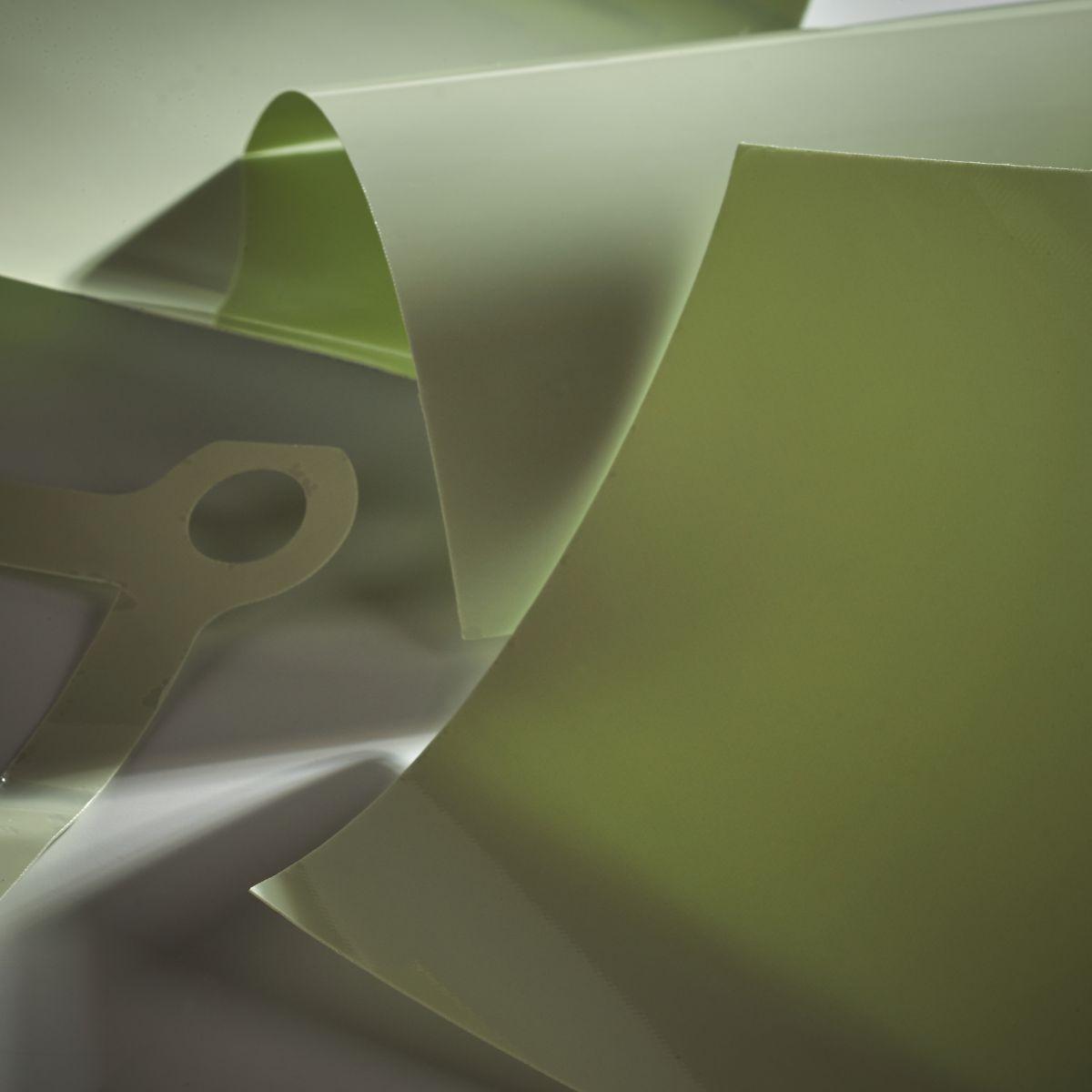 18 wmk groene warmtegeleidende silicone folie