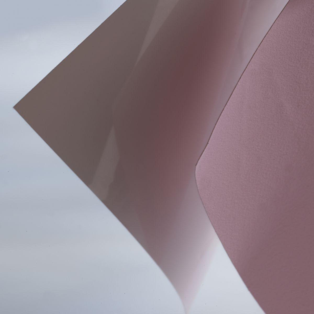 35 wmk roze silicone folie met hoge warmtegeleiding