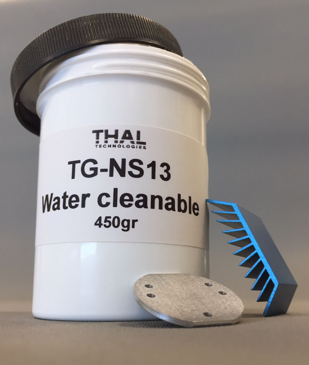 silicone free high thermal conductive grease