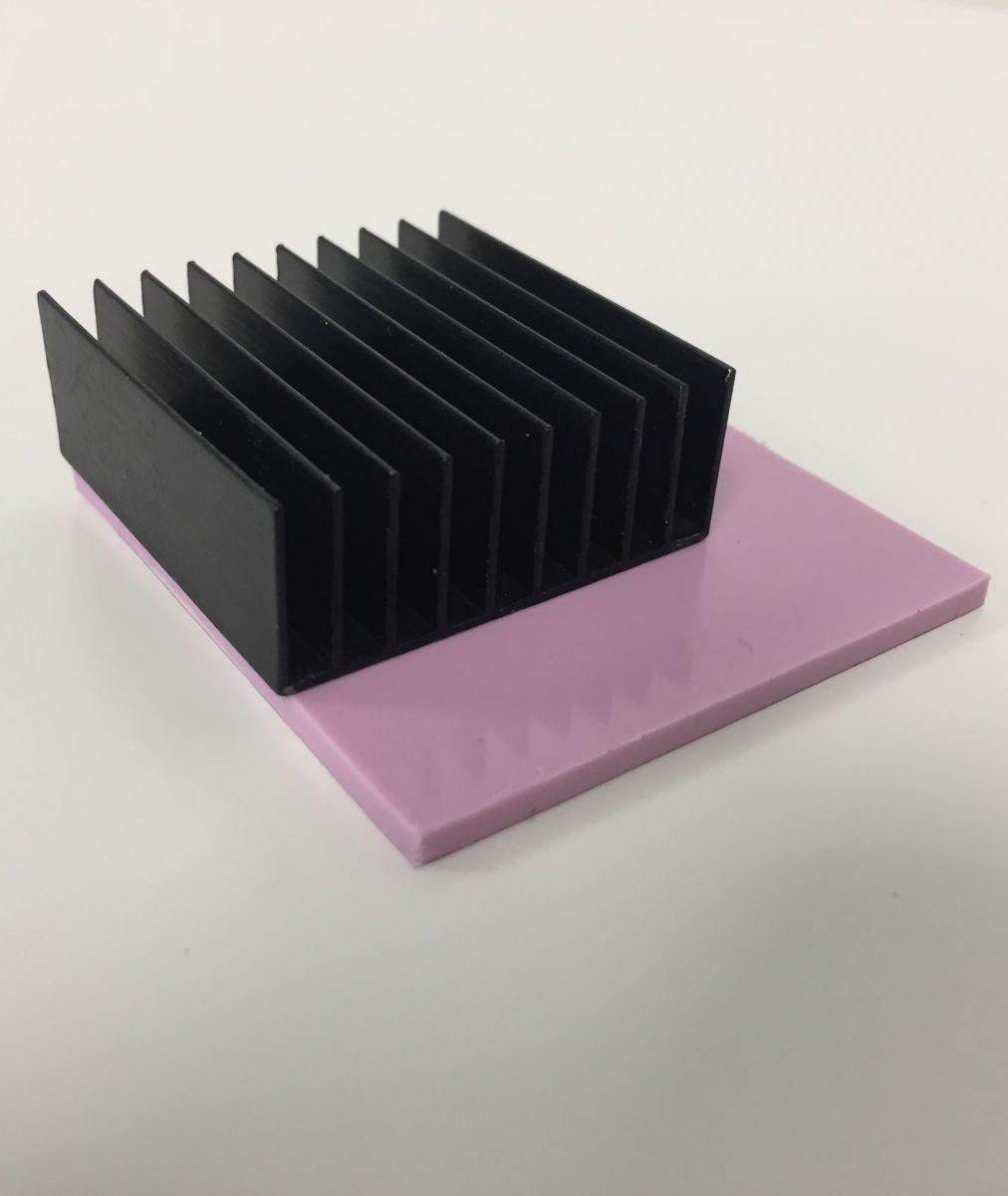 warmtegeleidend rubber