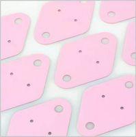 3.5 W/mK Roze silicone folie met hoge warmtegeleiding